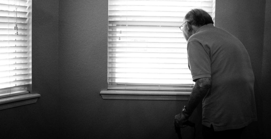 ensamhet ångest